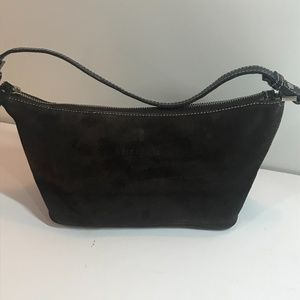 Kate Spade Suede Leather Purse Made in Italy
